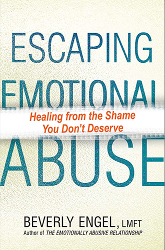 Escaping Emotional Abuse - A Book by Beverly Engel
